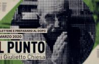 Ciao Giulietto – Il punto di Giulietto Chiesa – Riflettere e prepararsi al dopo